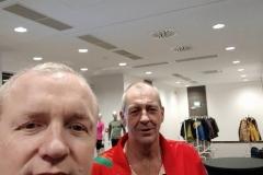 Selfie s WW (vpravo v červenom)