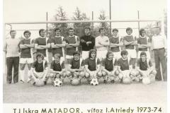 Iskra Matador 1973/74