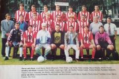 Posledný veľký tím pod názvom ŠK Iskra Matadorfix Bratislava 1997/98.