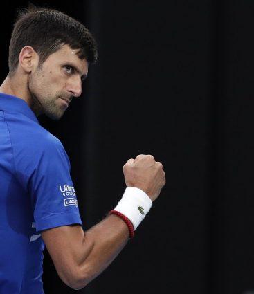 Novak Djokovic, víťaz Australian Open.