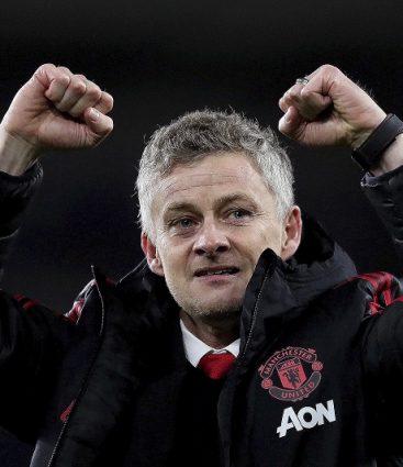 Ole Gunnar Sjolskjaer, nový tréner Manchester United.