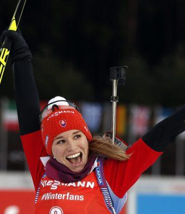 Paulína Fialková po druhom mieste v pretekoch Svetového pohára.