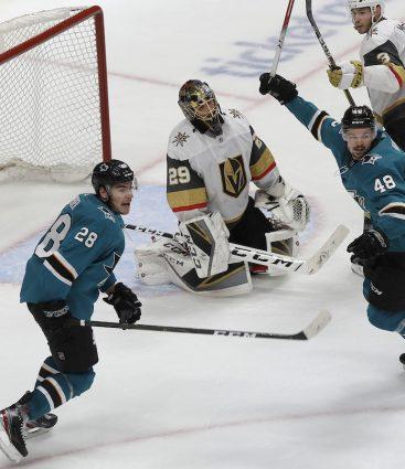 Stanley Cup San Jose Sharks Vegas Golden Knights