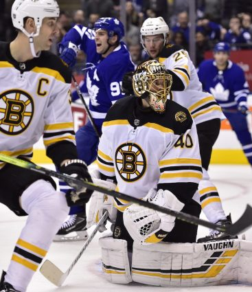 NHL Boston Toronto