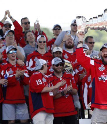 Stanley Cup, Washington Capitals, Alexander Ovečkin