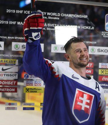 Slovensko hokej