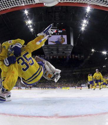 Švédsko hokej