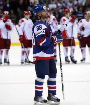 Slovensko na MS v hokeji