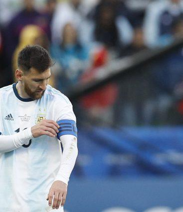 Lionel Messi kapitán Argentíny na Copa America
