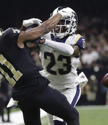 Saints Rams NFL