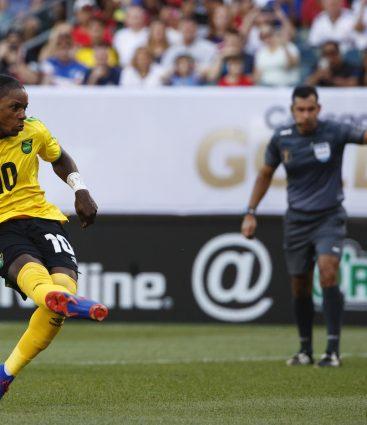 Jamajka futbal