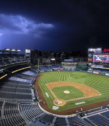 Bejzbol Yankees Nationals