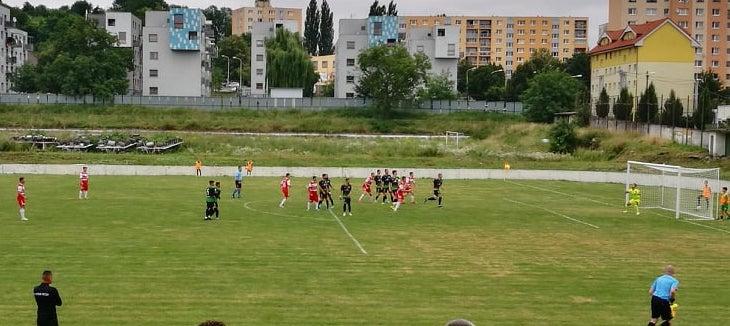 Tatran Prešov Slovan Gitaltovce