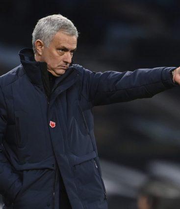 Jose Mourinho Tottenham Premier Leagu