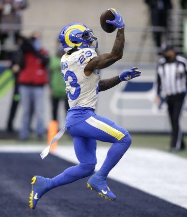 LA Rams NFL Playoff