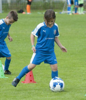 detský futbalový tábor