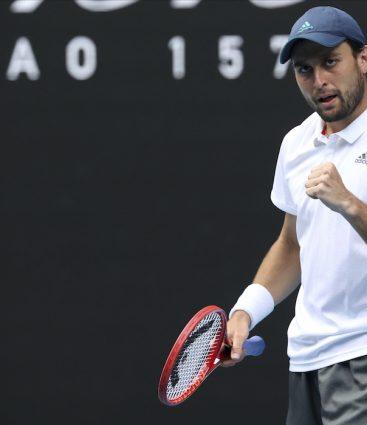 Aslan Karacev Australian Open