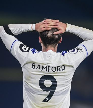 Patrick Bamford Leeds United