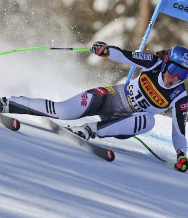 Petra Vlhová, Cortina d'Ampezzo