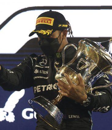 Lewis Hamilton formula
