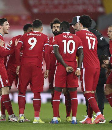 FC Liverpool futbal