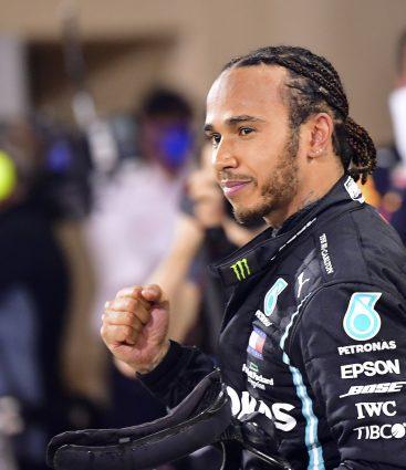 Lewis Hamilton Formula 2021