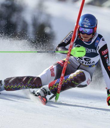 Petra Vlhová slalom