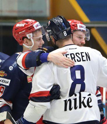Slovan Bratislava vypadol v semifinále playoff Tipos extraligy