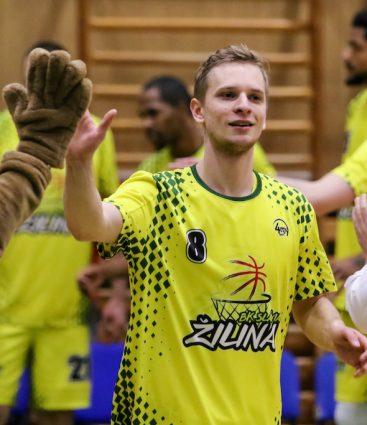 Róbert Rožánek basketbal