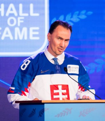 Miroslav Šatan prezident slovenského zväzu ľadového hokeja