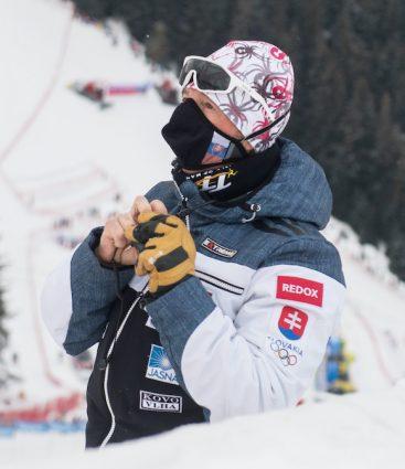 Livio Magoni lyžovanie