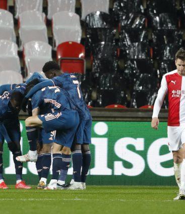 Slavia Praha Arsenal FC