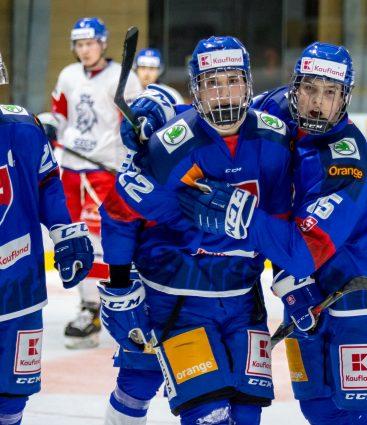 Juraj Slafkovský Slovensko U20