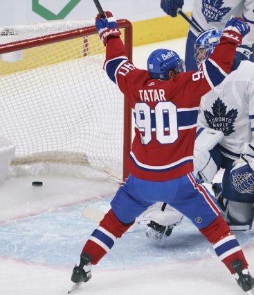 Tomáš Tatar Montreal Canadiens