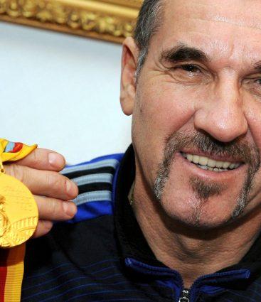 Stanislav Seman zlatá olympijska medaila z OH 1980 v Moskve