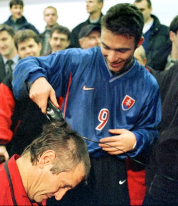 Dušan Radolský oh 2000