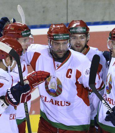 Bielorusko hokej