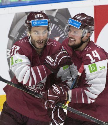 Lotyšsko hokej