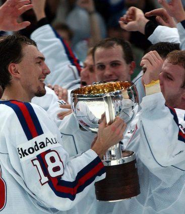 Miroslav Šatan hokej
