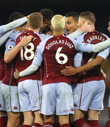 Aston Villa futbal