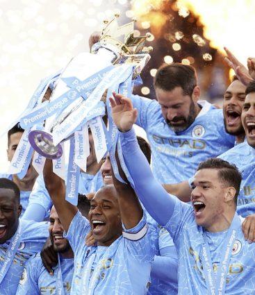 Manchester City futbal