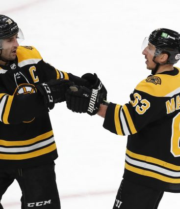 Brad Marchand mal úspešnú sezónu v NHL