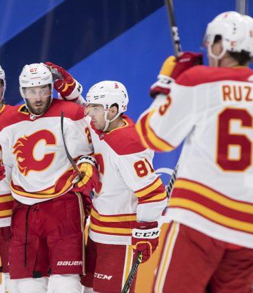 Adam Ružička Calgary Flames