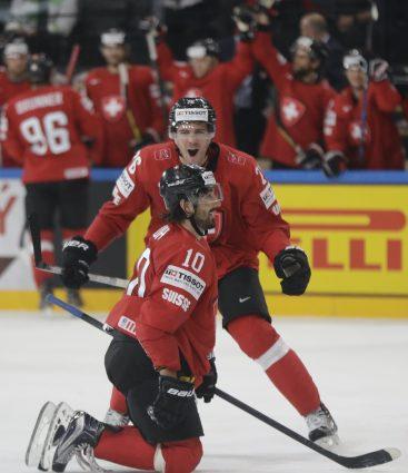 Švajčiarsko hokej