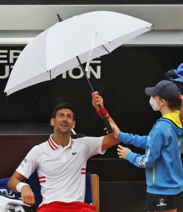 Novak Djokovič tenis