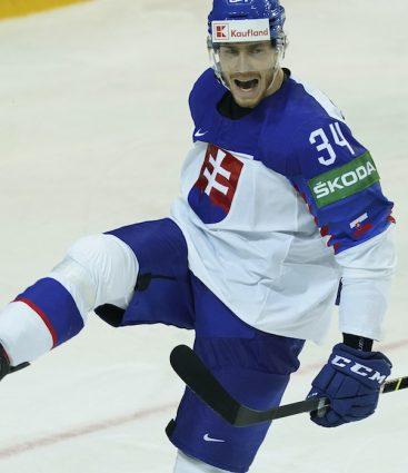 Peter Cehlárik hokej