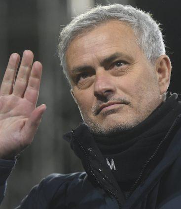 José Mourinho futbal