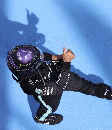 Lewis Hamilton vyhral aj Veľkú cenu Španielska v Barcelone