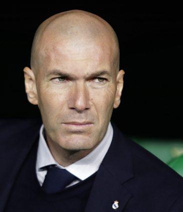 Zinedine Zidane futbal