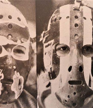hokejové masky